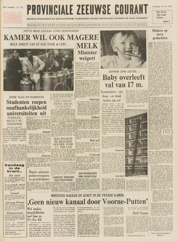 Provinciale Zeeuwse Courant 1968-05-15