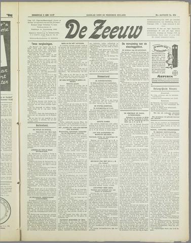 De Zeeuw. Christelijk-historisch nieuwsblad voor Zeeland 1937-06-03