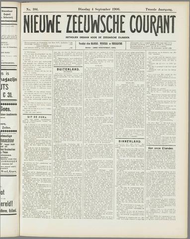 Nieuwe Zeeuwsche Courant 1906-09-04