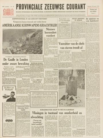 Provinciale Zeeuwse Courant 1965-01-30