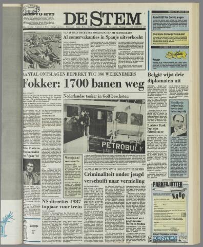 de Stem 1988-01-15