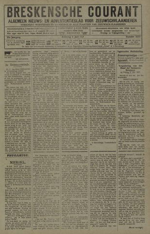 Breskensche Courant 1927-06-04