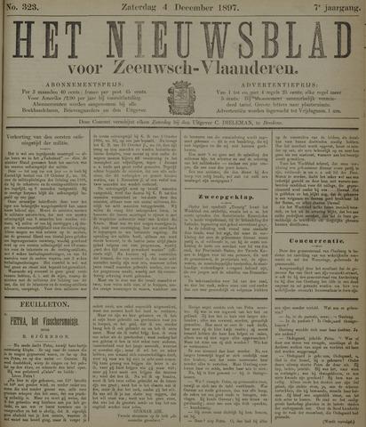 Nieuwsblad voor Zeeuwsch-Vlaanderen 1897-12-04