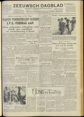 Zeeuwsch Dagblad 1954-08-17
