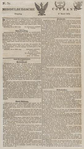 Middelburgsche Courant 1832-03-27