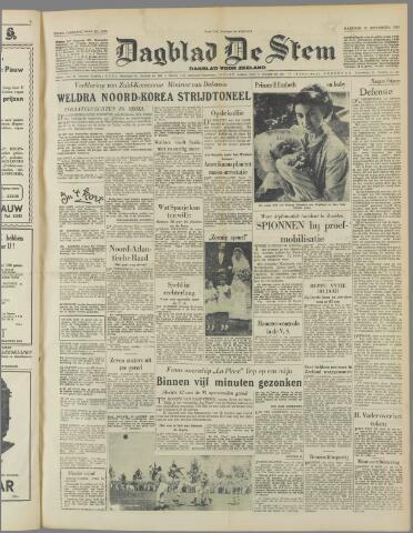 de Stem 1950-09-18