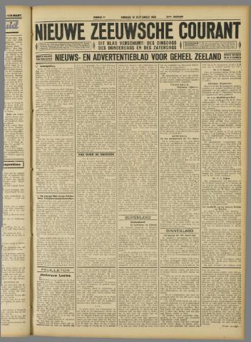 Nieuwe Zeeuwsche Courant 1928-09-18