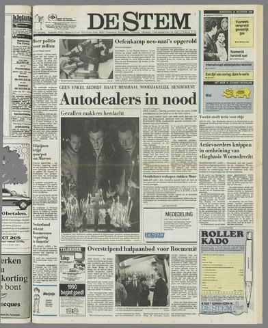 de Stem 1989-12-28