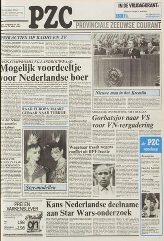 Provinciale Zeeuwse Courant 1985-04-23