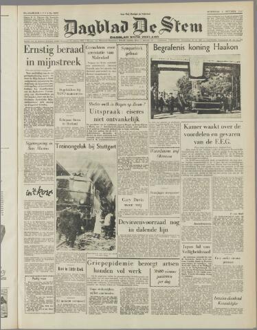 de Stem 1957-10-02