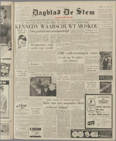 de Stem 1961-04-21