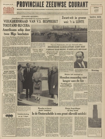 Provinciale Zeeuwse Courant 1963-03-30