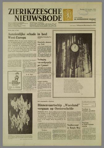 Zierikzeesche Nieuwsbode 1974-12-30