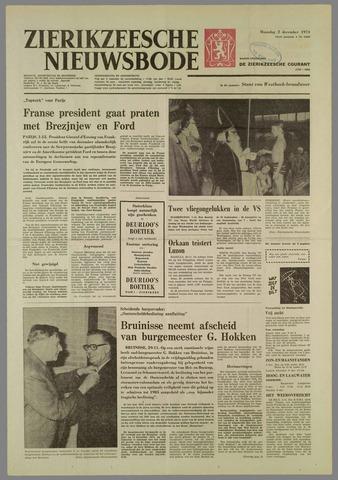 Zierikzeesche Nieuwsbode 1974-12-02