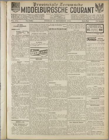 Middelburgsche Courant 1930-12-12