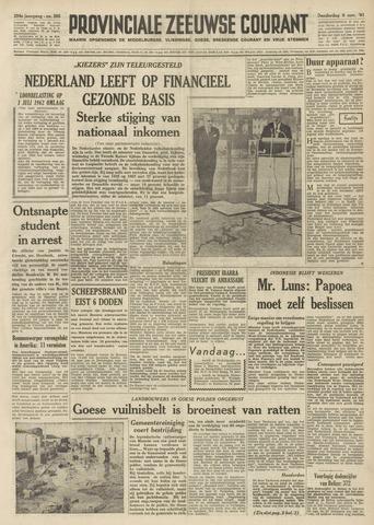 Provinciale Zeeuwse Courant 1961-11-09