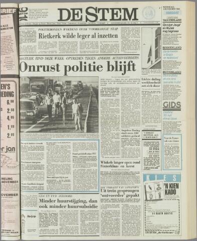 de Stem 1983-11-09