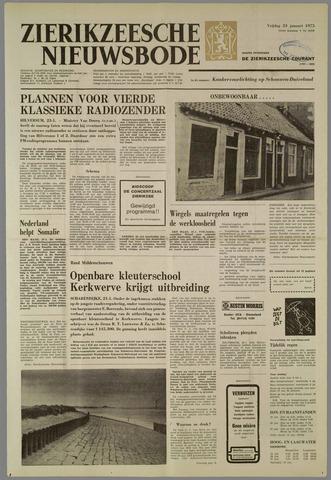 Zierikzeesche Nieuwsbode 1975-01-24