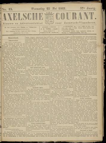 Axelsche Courant 1921-05-25