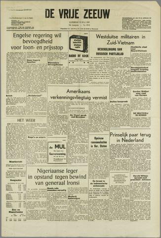 de Vrije Zeeuw 1966-07-30