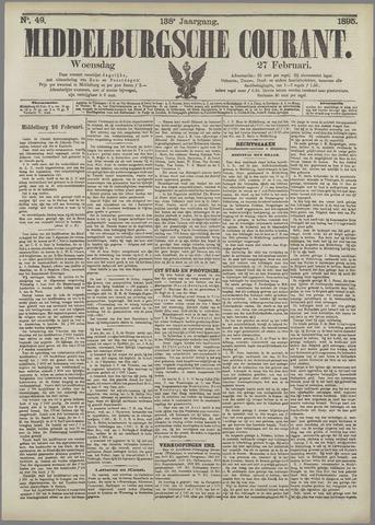 Middelburgsche Courant 1895-02-27