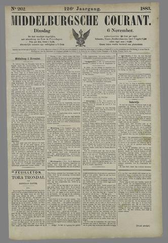 Middelburgsche Courant 1883-11-06