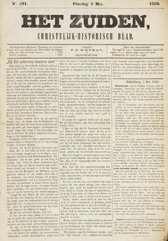 Het Zuiden, Christelijk-historisch blad 1880-05-04