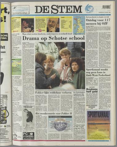 de Stem 1996-03-14