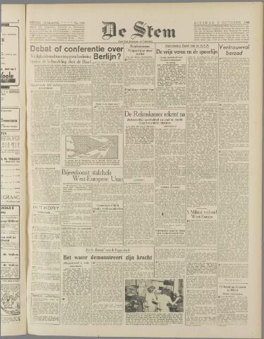 de Stem 1948-10-05