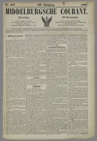 Middelburgsche Courant 1888-12-29