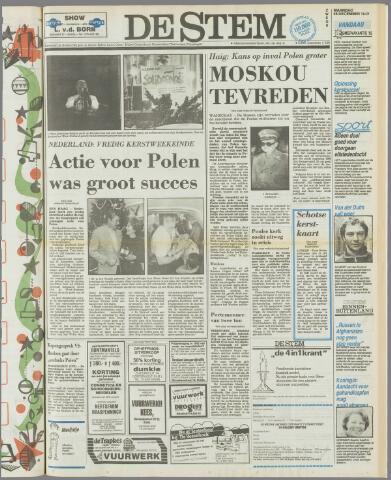 de Stem 1981-12-28