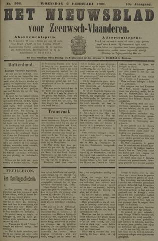 Nieuwsblad voor Zeeuwsch-Vlaanderen 1901-02-06