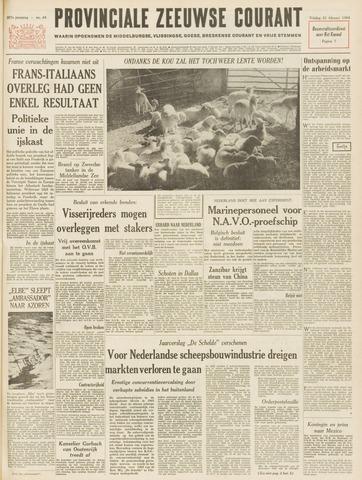 Provinciale Zeeuwse Courant 1964-02-21