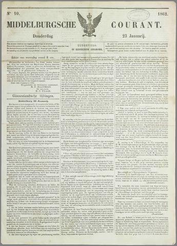 Middelburgsche Courant 1862-01-23