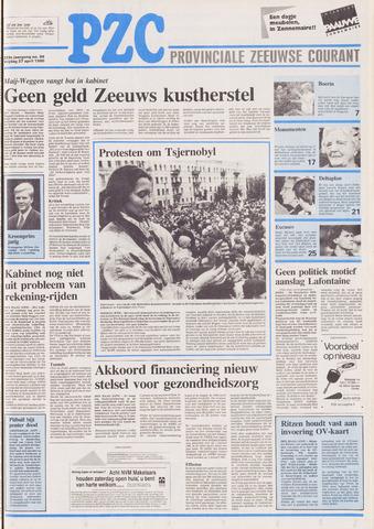 Provinciale Zeeuwse Courant 1990-04-27