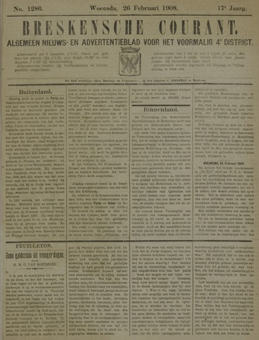 Breskensche Courant 1908-02-26