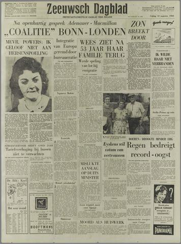 Zeeuwsch Dagblad 1960-08-12