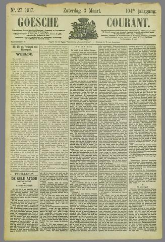 Goessche Courant 1917-03-03