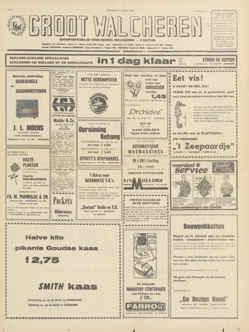 Groot Walcheren 1969