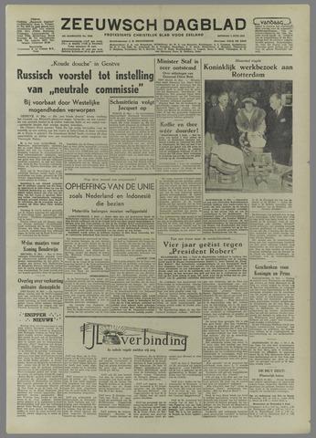 Zeeuwsch Dagblad 1954-06-01
