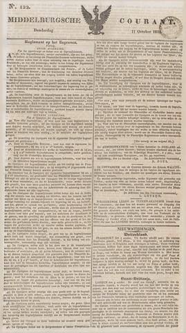 Middelburgsche Courant 1832-10-11