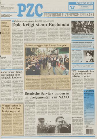 Provinciale Zeeuwse Courant 1996-08-13