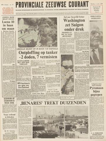 Provinciale Zeeuwse Courant 1966-04-04
