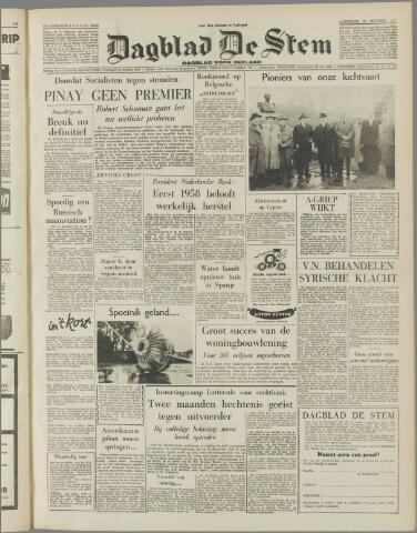 de Stem 1957-10-19