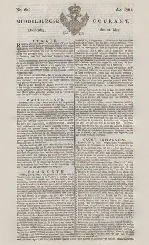 Middelburgsche Courant 1761-05-21