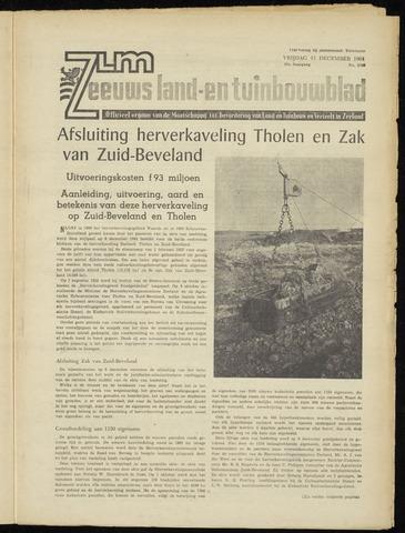 Zeeuwsch landbouwblad ... ZLM land- en tuinbouwblad 1964-12-18