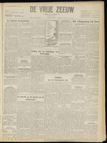 de Vrije Zeeuw 1949-11-25