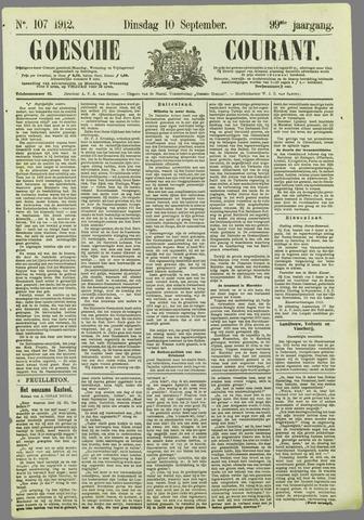 Goessche Courant 1912-09-10