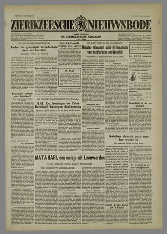 Zierikzeesche Nieuwsbode 1954-10-22