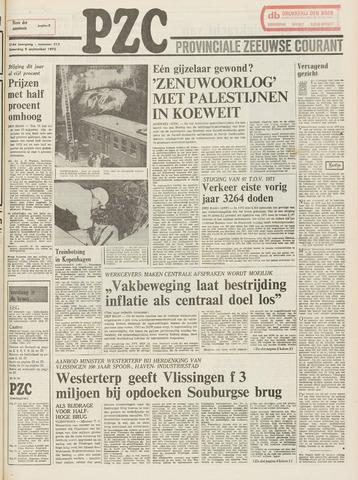 Provinciale Zeeuwse Courant 1973-09-08